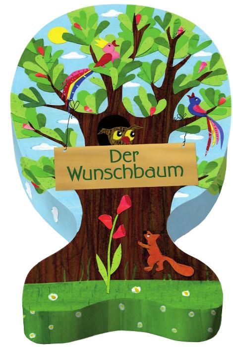 Der Wunschbaum [Geschenkschachtel mit 18 Wunsch...