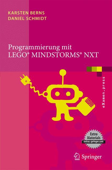 Programmierung mit LEGO Mindstorms NXT: Roboter...