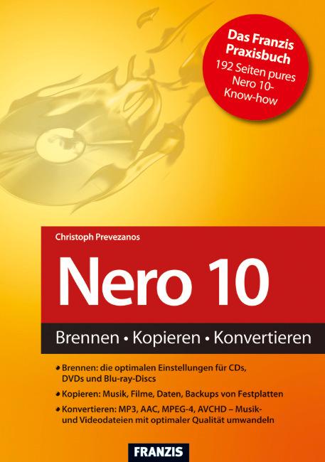 Nero 10 - Christoph Prevezanos