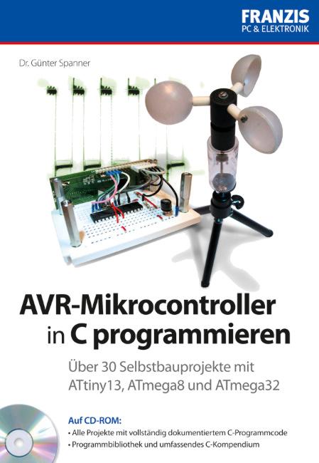 AVR-Mikrocontroller in C programmieren: Über 30...