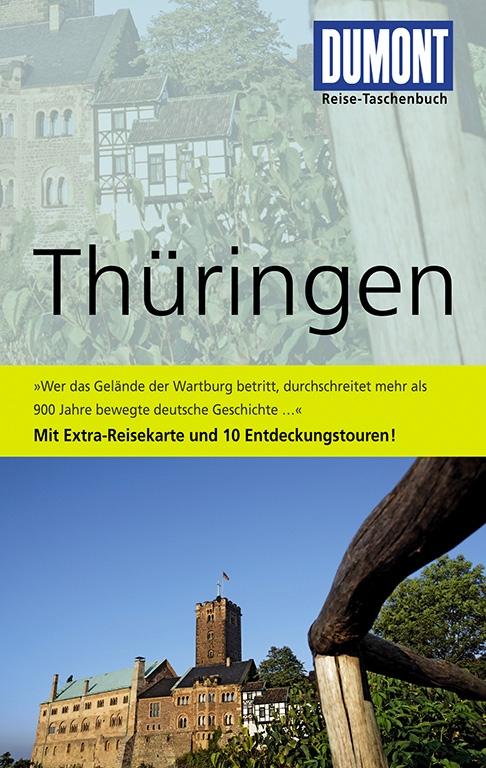DUMONT Reise-Taschenbuch Thüringen: MIt Extra-R...