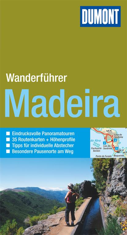 DUMONT aktiv Wandern auf Madeira: 35 Touren, ex...