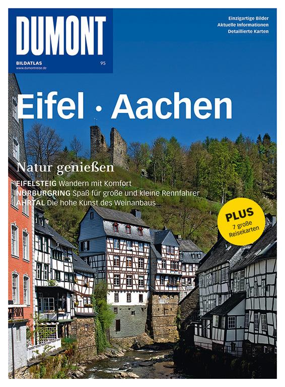 DUMONT BILDATLAS 95 Eifel, Aachen: Natur genieß...