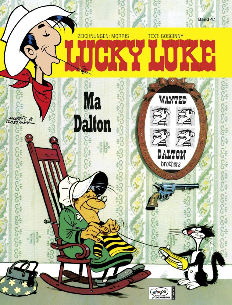 Lucky Luke: Band 47 - Ma Dalton - Morris & René Goscinny [Gebundene Ausgabe]