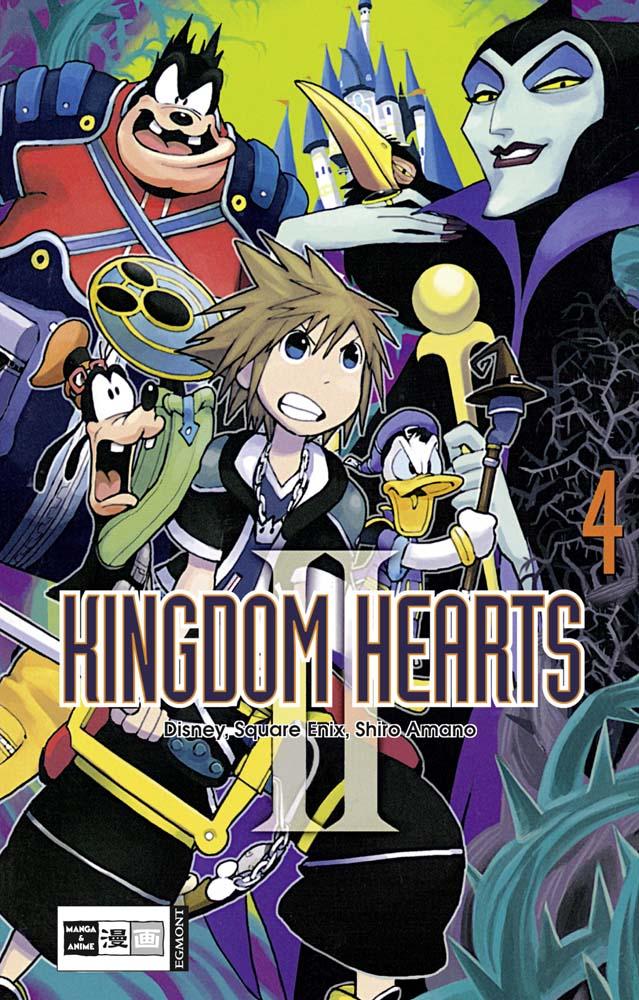 Kingdom Hearts II 04 - Shiro Amano