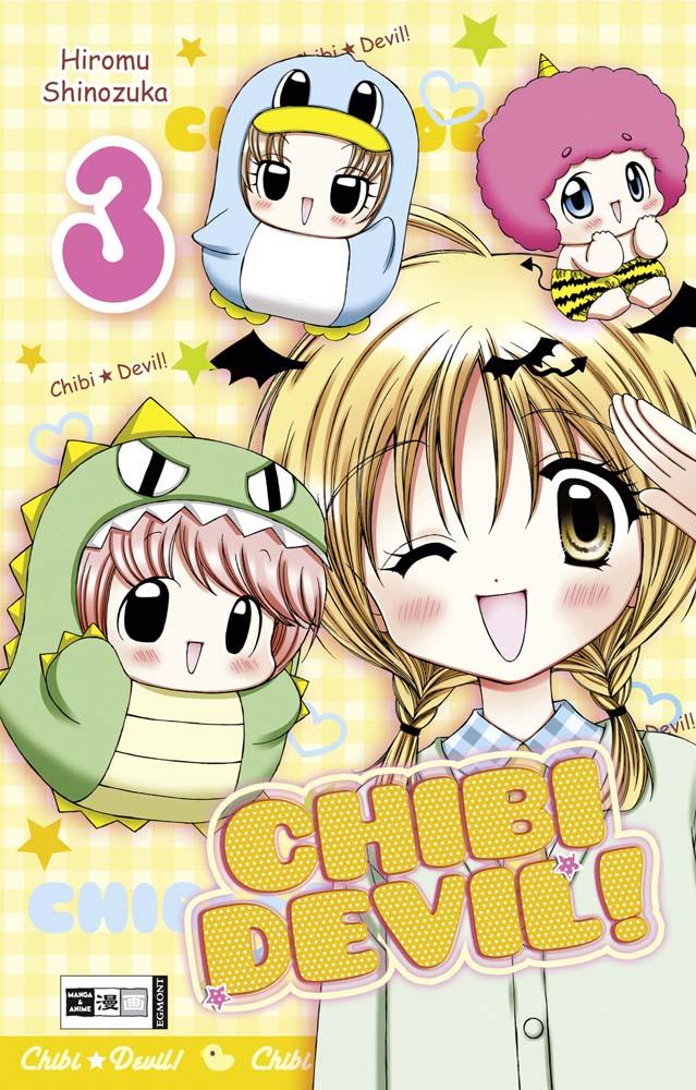Chibi Devil 03 - Hiromu Shinozuka