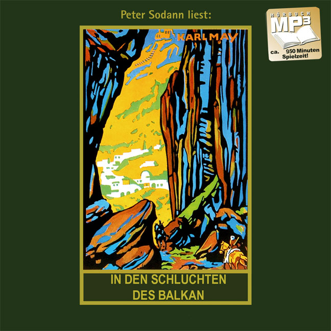 Gesammelte Werke - Band 4: In den Schluchten des Balkan - Karl May [Audio CD]