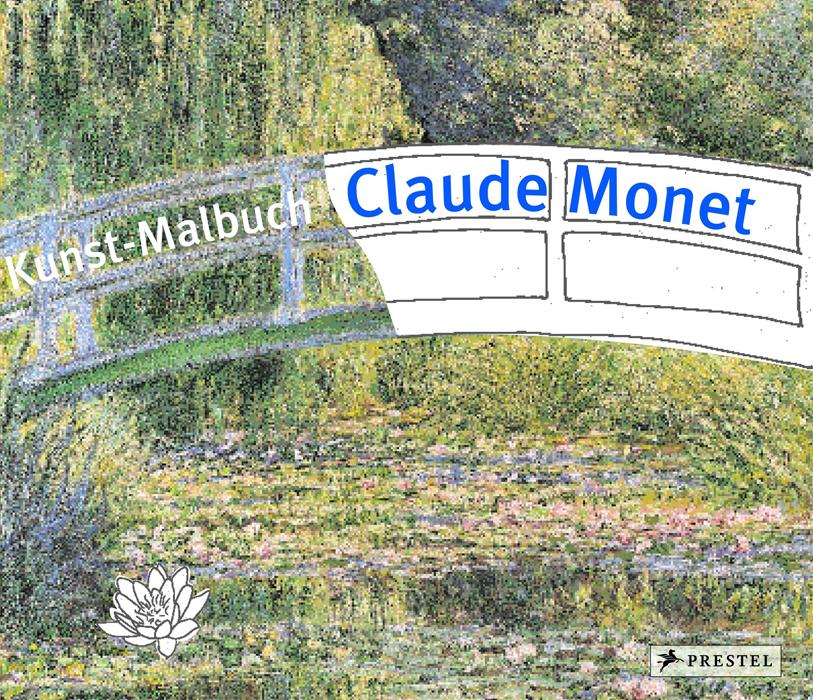 Kunst-Malbuch Claude Monet - Doris Kutschbach