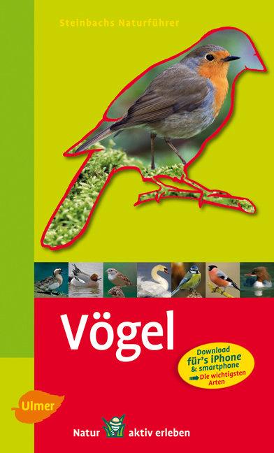 Steinbachs Naturführer Vögel - Anne Puchta