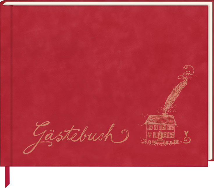 Gästebuch (Samt)