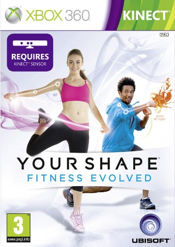 Your Shape: Fitness Evolved [Kinect erforderlich, Internationale Version]