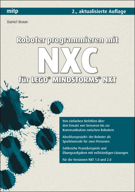 Roboter programmieren mit NXC für LEGO MINDSTOR...