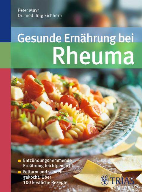 Gesunde Ernährung bei Rheuma: Entzündungshemmen...