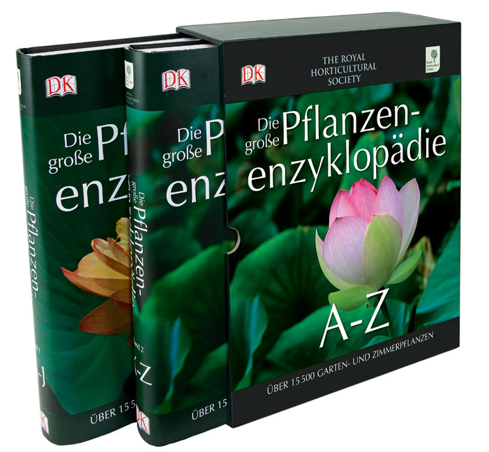 Die große Pflanzen-Enzyklopädie von A - Z.: Übe...