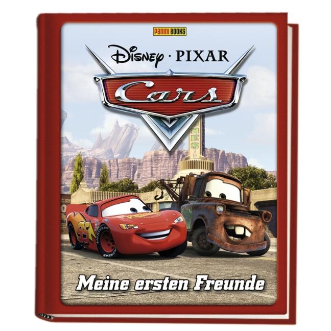 Disney Cars Kindergartenfreundebuch: Meine erst...