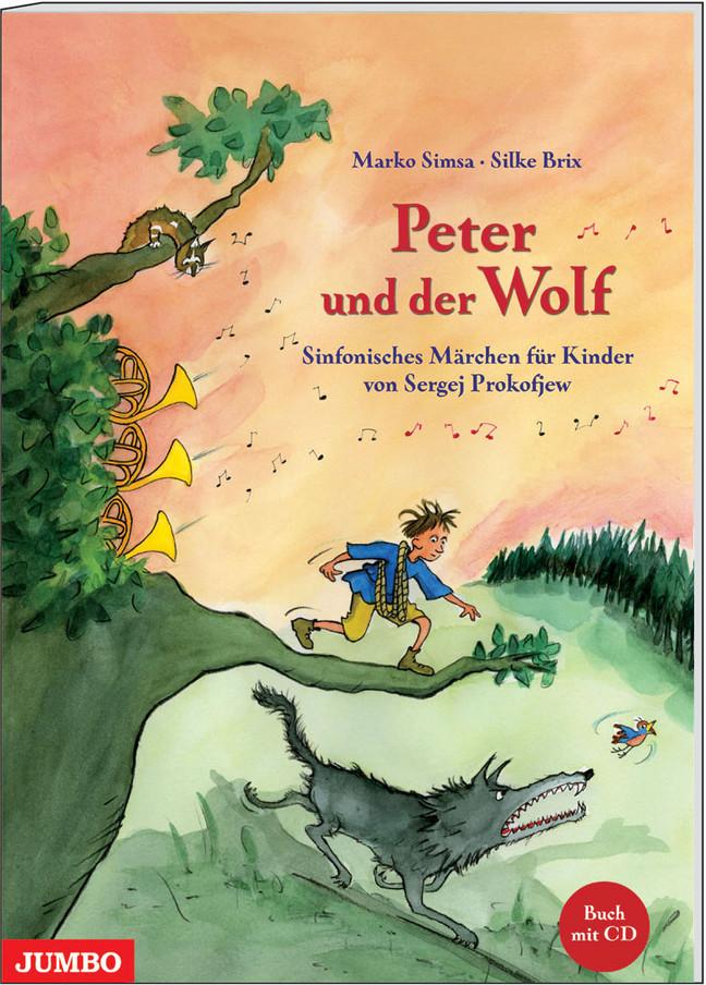 Peter und der Wolf - Marko Simsa