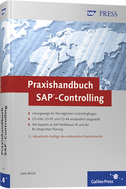 Praxishandbuch SAP-Controlling: Einführung in s...
