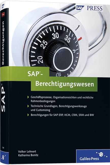 SAP-Berechtigungswesen: Konzeption und Realisie...