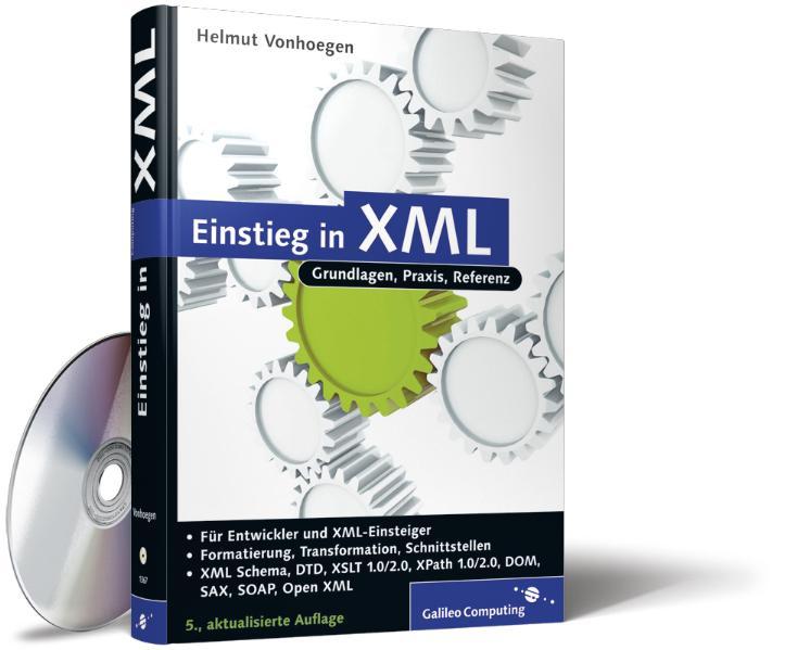 Einstieg in XML: Aktuelle Standards: XML Schema...
