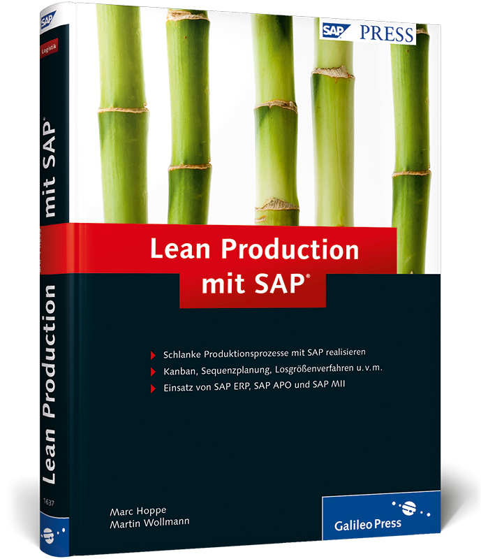 Lean Production mit SAP (SAP PRESS) - Marc Hoppe