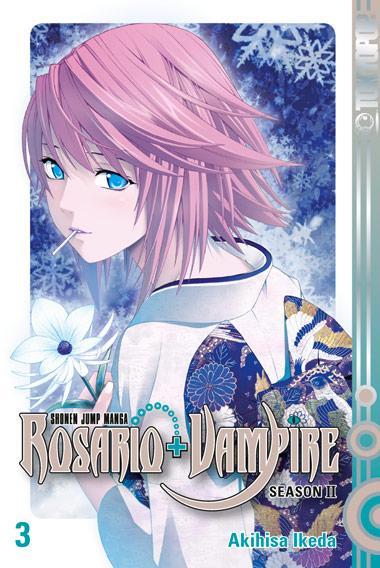 Rosario + Vampire Season II 03 - Akihisa Ikeda