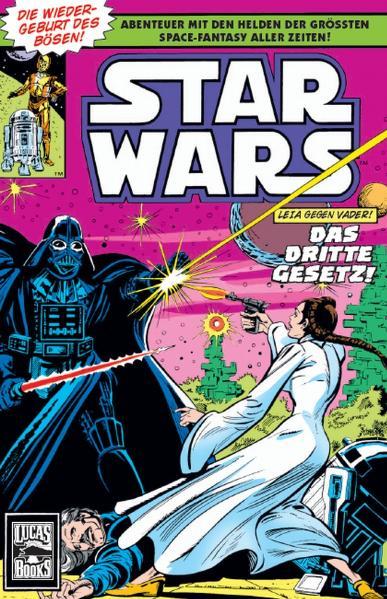 Star Wars Classics, Bd. 6: Die Wiedergeburt des Bösen II - Archie Goodwin