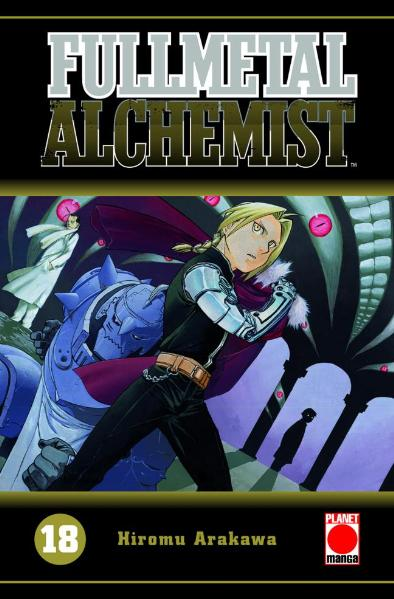 Fullmetal Alchemist, Band 18 - Hiromu Arakawa