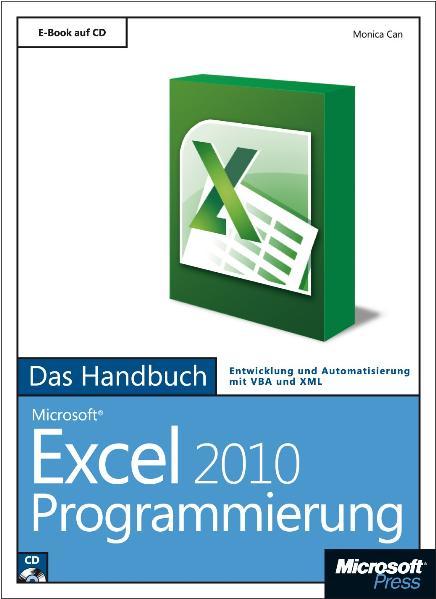 Microsoft Excel 2010 Programmierung - Das Handb...