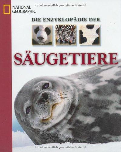 Die Enzyklopädie der Säugetiere - Jenni Bruce