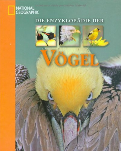 Die Enzyklopädie der Vögel - Karen McGhee