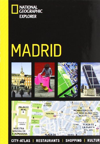 Madrid: City-Atlas - Restaurants - Shopping - K...