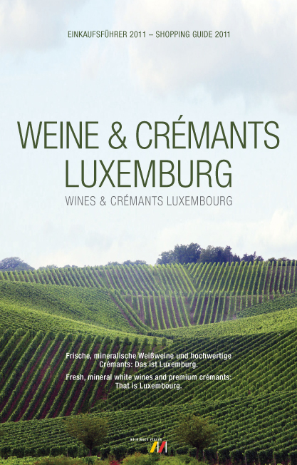 WEINE & CRÉMANTS LUXEMBURG WINES & CRÉMANTS LUX...