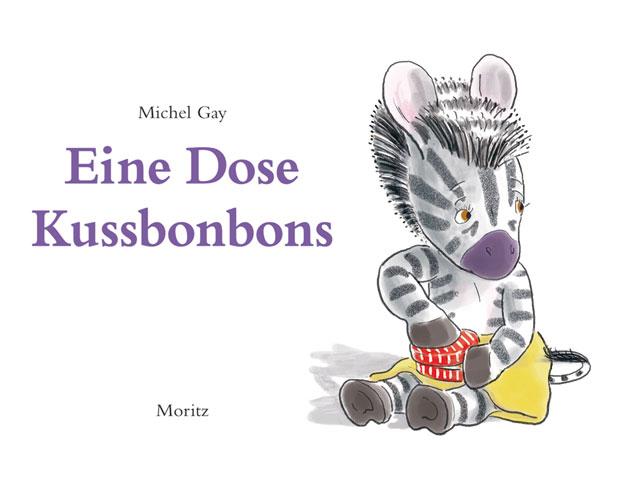 Eine Dose Kussbonbons - Michel Gay