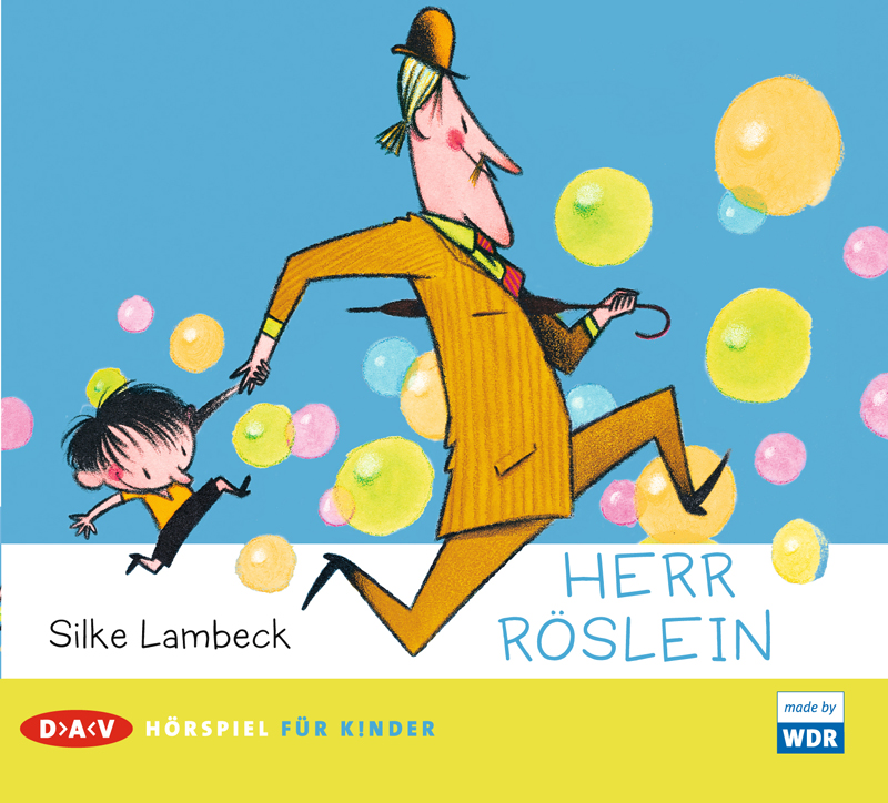 Herr Röslein: Hörspiel für Kinder