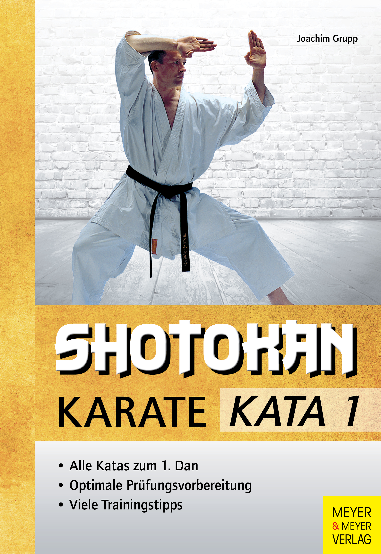 Shotokan Karate KATA 1 - Joachim Grupp