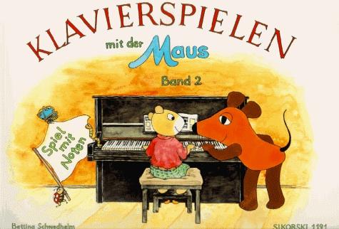 Klavierspielen mit der Maus, Bd. 2: Spiel mit Noten - Bettina Schwedhelm