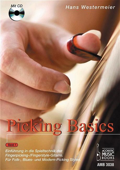 Picking Basics, m. Audio-CD - Hans Westermeier