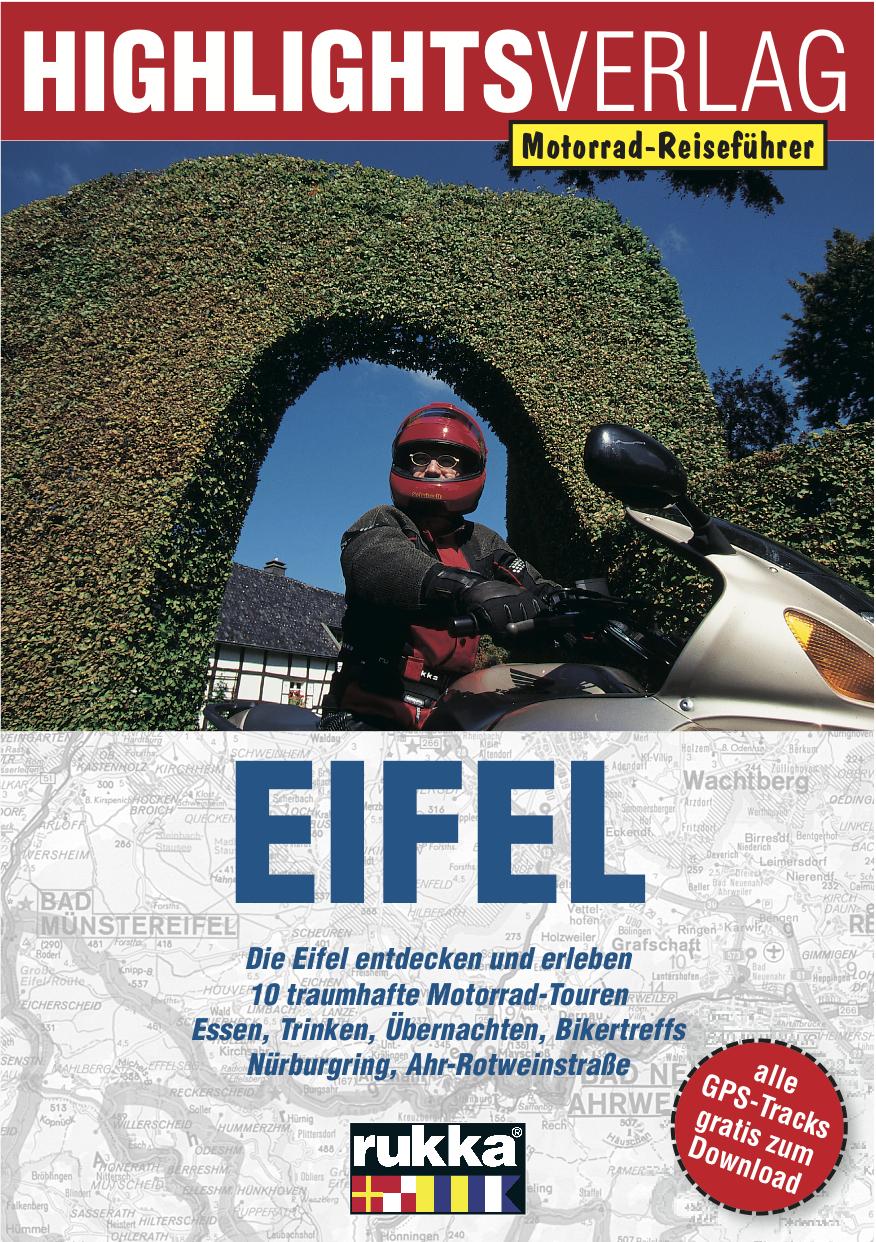 Eifel - Die Eifel entdecken und erleben, 10 tra...