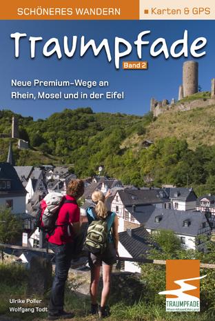 Traumpfade 2 - Schöneres Wandern Pocket: Acht n...