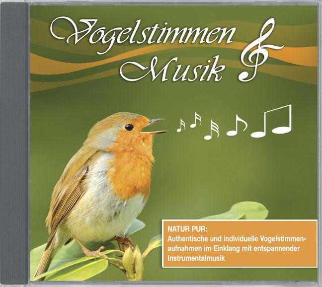 Vogelstimmen & Musik: 32 Tracks, 22 Vogelstimme...