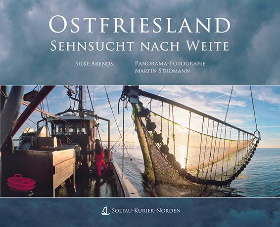 Ostfriesland - Sehnsucht nach Weite: Panorama-F...