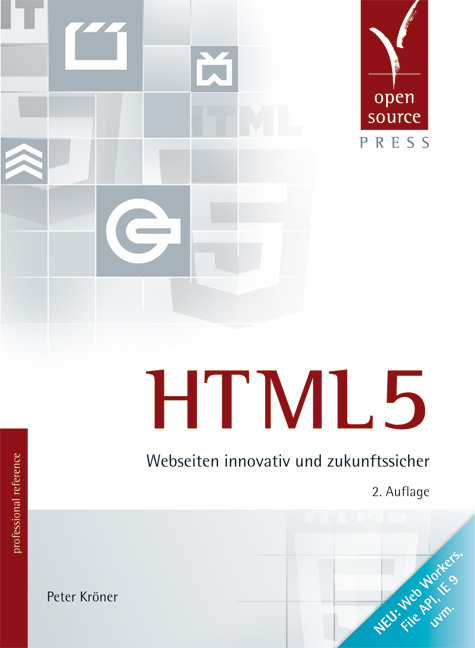 HTML5. Webseiten innovativ und zukunftssicher -...