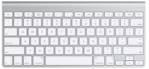 Apple Wireless Keyboard [deutsches Tastaturlayo...