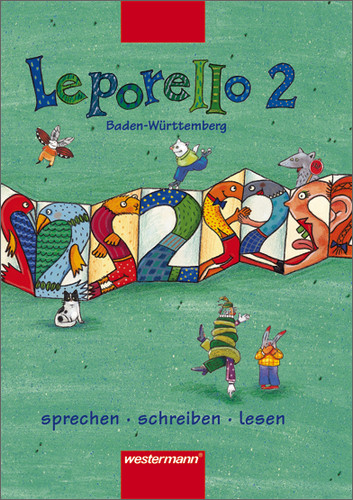 Leporello - Ausgabe für Baden-Württemberg: Lepo...