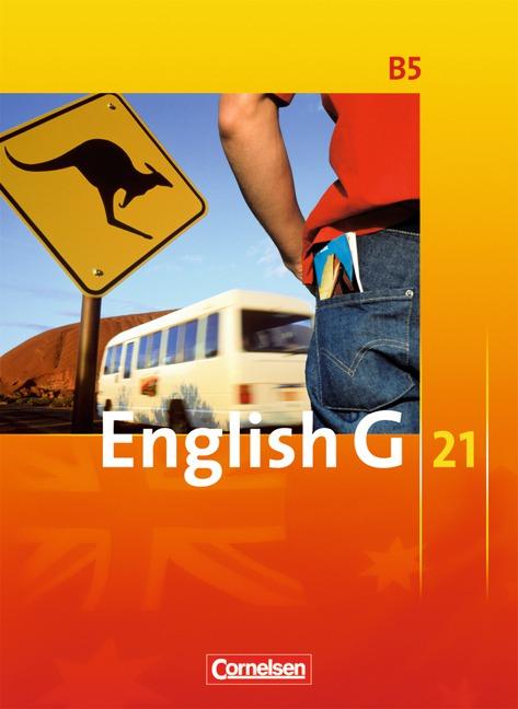 English G 21 - Ausgabe B: Band 5: 9. Schuljahr - Schülerbuch: Festeinband - Susan Abbey