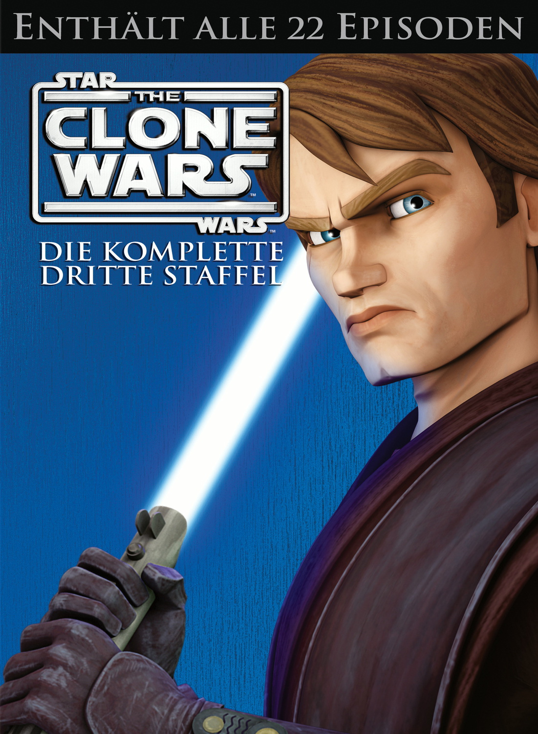 Star Wars: The Clone Wars - Die komplette dritte Staffel
