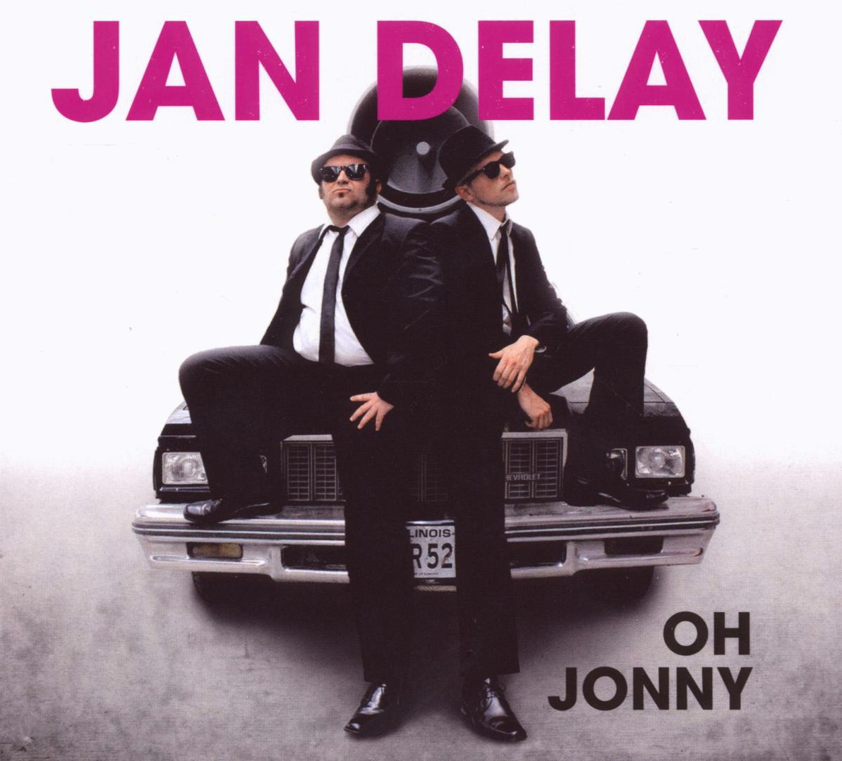 Jan Delay - Oh Jonny (Premium inkl. Jan Delay Aufnäher)