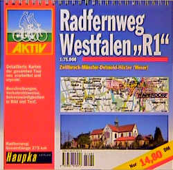 Geführte Radtouren: Radfernweg Westfalen ´R1´ 1...