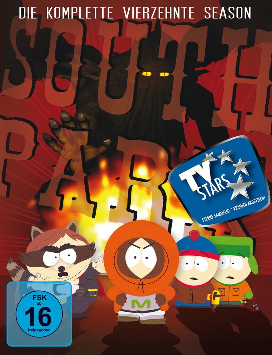 South Park - Die komplette vierzehnte Season [3 DVDs]