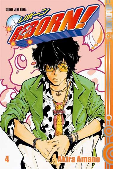 Reborn! 4: Ein sich aufbäumendes Pferd - Akira Amano